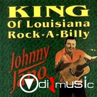 Johnny Jano - King Of Louisiana Rock-A-Billy (CD) 1993