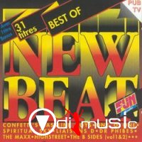 Various - Best Of New Beat (CD) 1993
