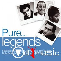VA - Pure... Legends (2013)