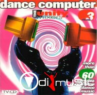 The Unity Mixers - Dance Computer Volume 3 (CD) (1994)