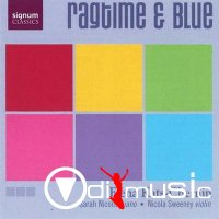 Elena Kats-Chernin - Ragtime and Blue (2005)