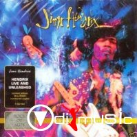 Jimi Hendrix - Hendrix Live And Unleashed (2007)
