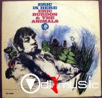 Eric Burdon & The Animals - Eric Is Here (Vinyl, LP, Album) 1967