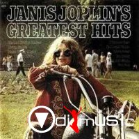 Janis Joplin - Greatest Hits [2009]