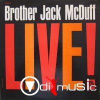 Brother Jack McDuff - Live! (Vinyl, LP, Album) (1963)