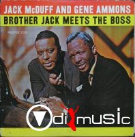 Jack McDuff & Gene Ammons - Brother Jack Meets The Boss (1962)