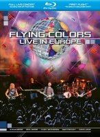 Flying Colors - Live in Europe (2013) BDRip 720p