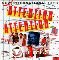 Attention Attention - New International Hits [1984]