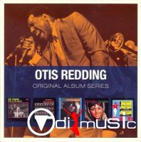 Otis Redding - Original Album Series Vol.2 (2013)