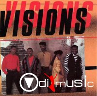 Visions - Visions (1988)