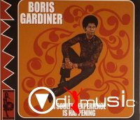 Boris Gardiner - A Soulful Experience Is Happening (1970)