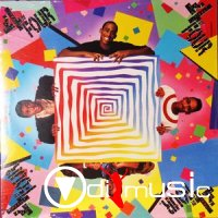 4 By Four - 4 By Four (Vinyl, LP, Album) (1987)