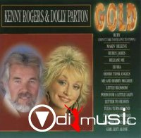 Dolly Parton & Kenny Rogers - Gold (1990)