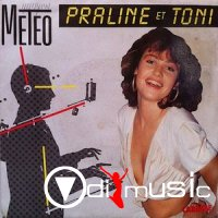 Praline Et Toni – Meteo  - Single 7 (1986)