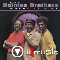 Holmes Brothers - Where It's At (1991)