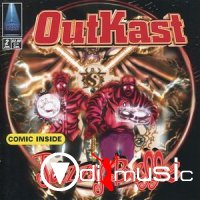 Outkast - Jazzy Belle Remix (CD) 1997