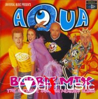 Aqua - Bubble Mix (CD, Album) (1998)
