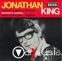 Cover Album of Jonathan King - Everyone's Gone To The Moon + 3