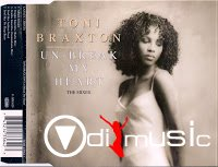 Toni Braxton - Un-Break My Heart (The Mixes) (CDM) (1996)