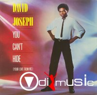 David Joseph - You Can't Hide (Your Love From Me) - 12' Complete
