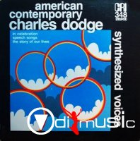 Charles Dodge - Synthesized Voices (1976)