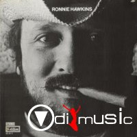 Cover Album of Ronnie Hawkins - Ronnie Hawkins (Vinyl, LP, Album) (1970)