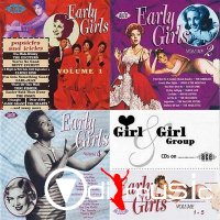 VA - Early Girls Vol.1-5 (1995-2008)