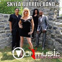 Skyla Burrell Band - Blues Scars