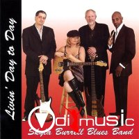 Skyla Burrell Blues Band - Livin' Day To Day