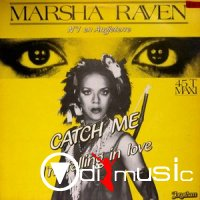 Marsha Raven - Catch Me (I'm Falling In Love) - 12'' Complete