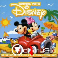 VA - Driving With Disney 2 CDs (2011)