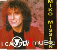 Miko Mission - I Can Fly (Maxi) 1994