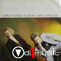Ringo & Finzy Kontini - Save A Dream 12 (1986)