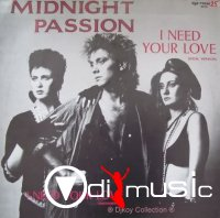 Midnight Passion - I Need Your Love 12  (1985)