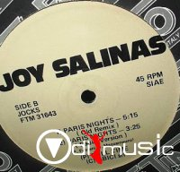 Joy Salinas - Paris Nights (1989)