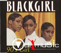 Blackgirl - 90's Girl (CDS) 1994