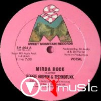 Reggie Griffin & Technofunk - Mirda Rock  (1982) (12)