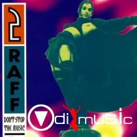 2 Raff - Don't Stop The Music (Maxi-Cd-1994)
