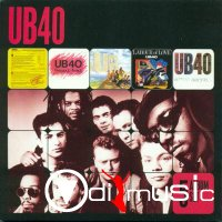 UB40 - 5 Album Set (2012)
