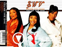 SWV - You're The One-CDS-1996