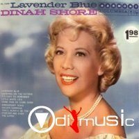 DINAH SHORE - LAVENDER BLUE