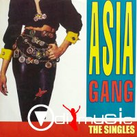 THE ASIA GANG - The Singles