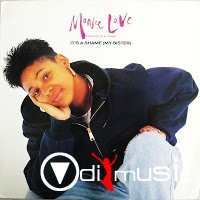 Cover Album of Monie Love - It's A Shame (My Sister) (VLS) (1990)