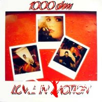 1000 Ohm - Love In Motion (8 Maxi Singles)