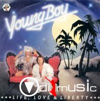 Life, Love & Liberty - Young Boy (Vinyl, 12''- 1983)