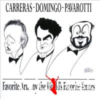 Favorite Arias by the World's Favorite Tenors (1991)