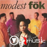 Modest Fok - Love Or The Single Life (CD, Album)  (1992)