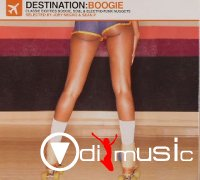 V.A. - Destination Boogie - (Selected By Joey Negro & Sean P) (Z Records 2006)