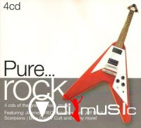 Various - Pure... Rock (CD) (2012)