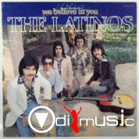 The Latinos - We Believe In You (Vinyl, LP, Album) (1976)